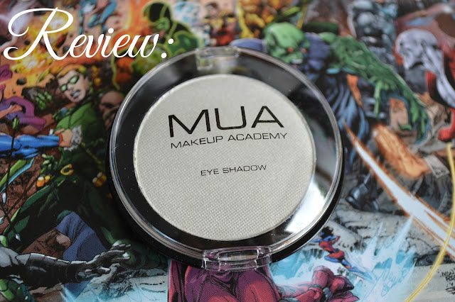 MUA Pearl Eyeshadow in Shade 2