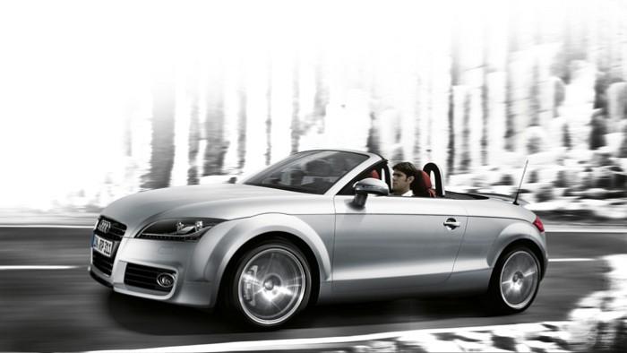 carro on Audi TT 2013