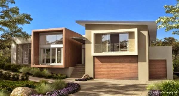 Rumah Minimalis Sederhana Type 54 - Gambar Rumah Minimalis Sederhana Type 54