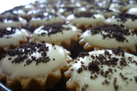 Oreo Cheese Tart