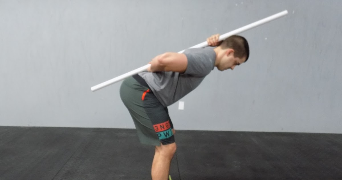 Top Five Mobility Limitations in CrossFit Athletes