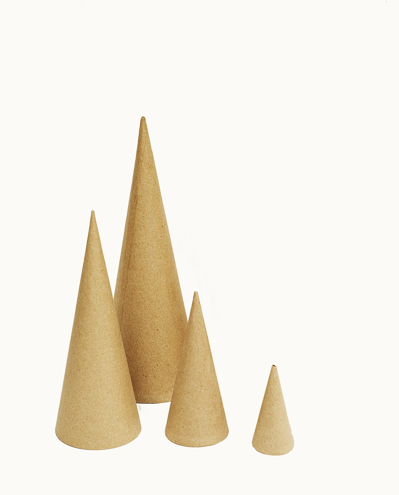Ben franklin crafts and frame shop monroe wa how to for Cardboard cones for crafts