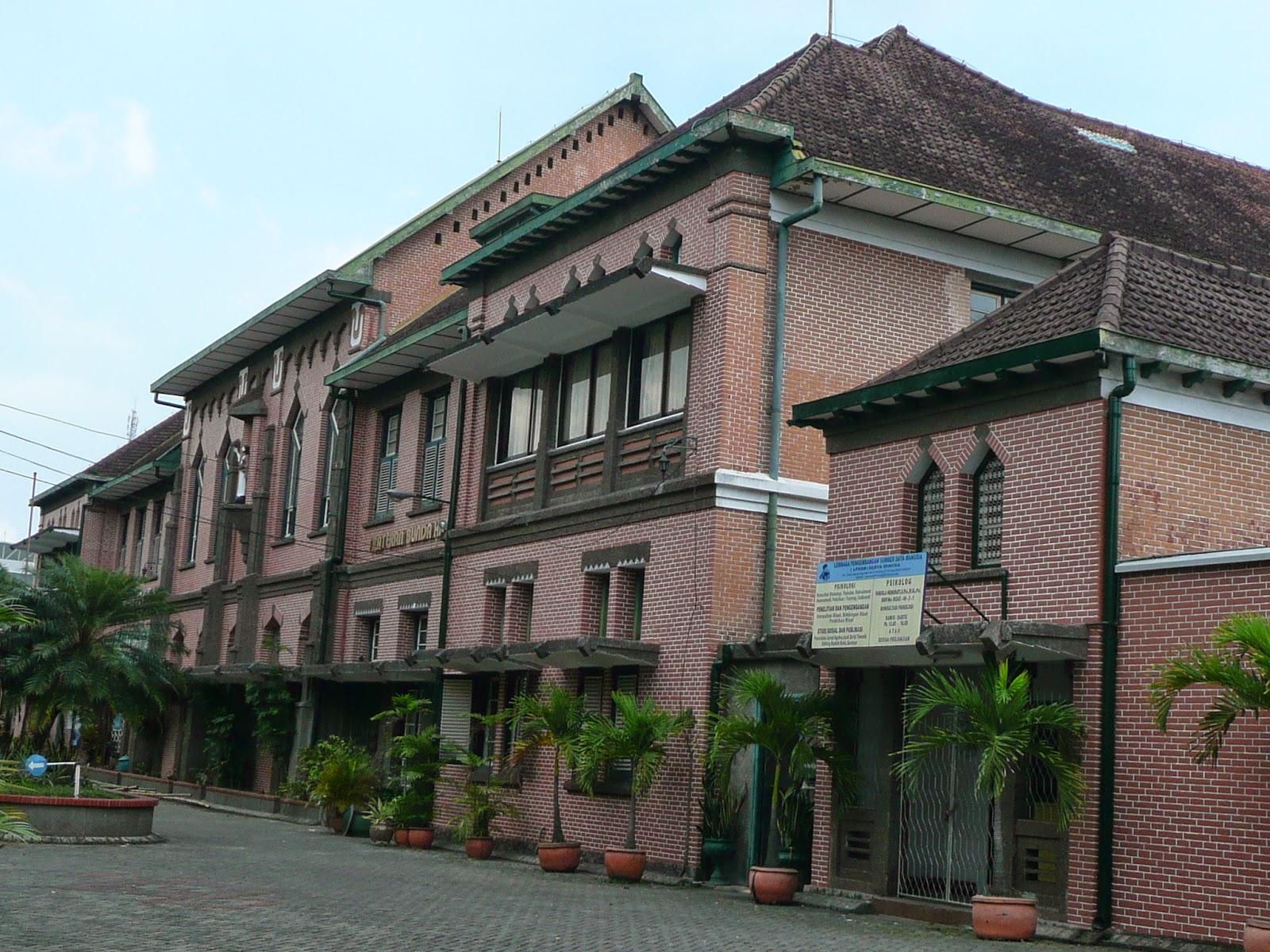 Bangunan Hindia Belanda