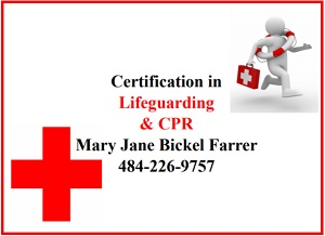 Lifeguard/CPR Certification