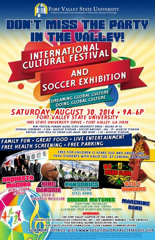 International Cultural Festival & Soccer Exhibition