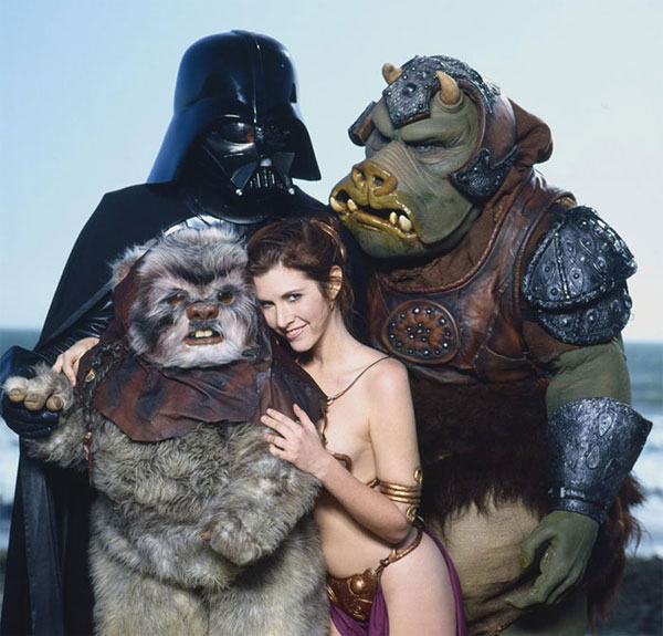 carrie fisher classic star wars photos 02