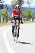 Cycling at Ironman CDA