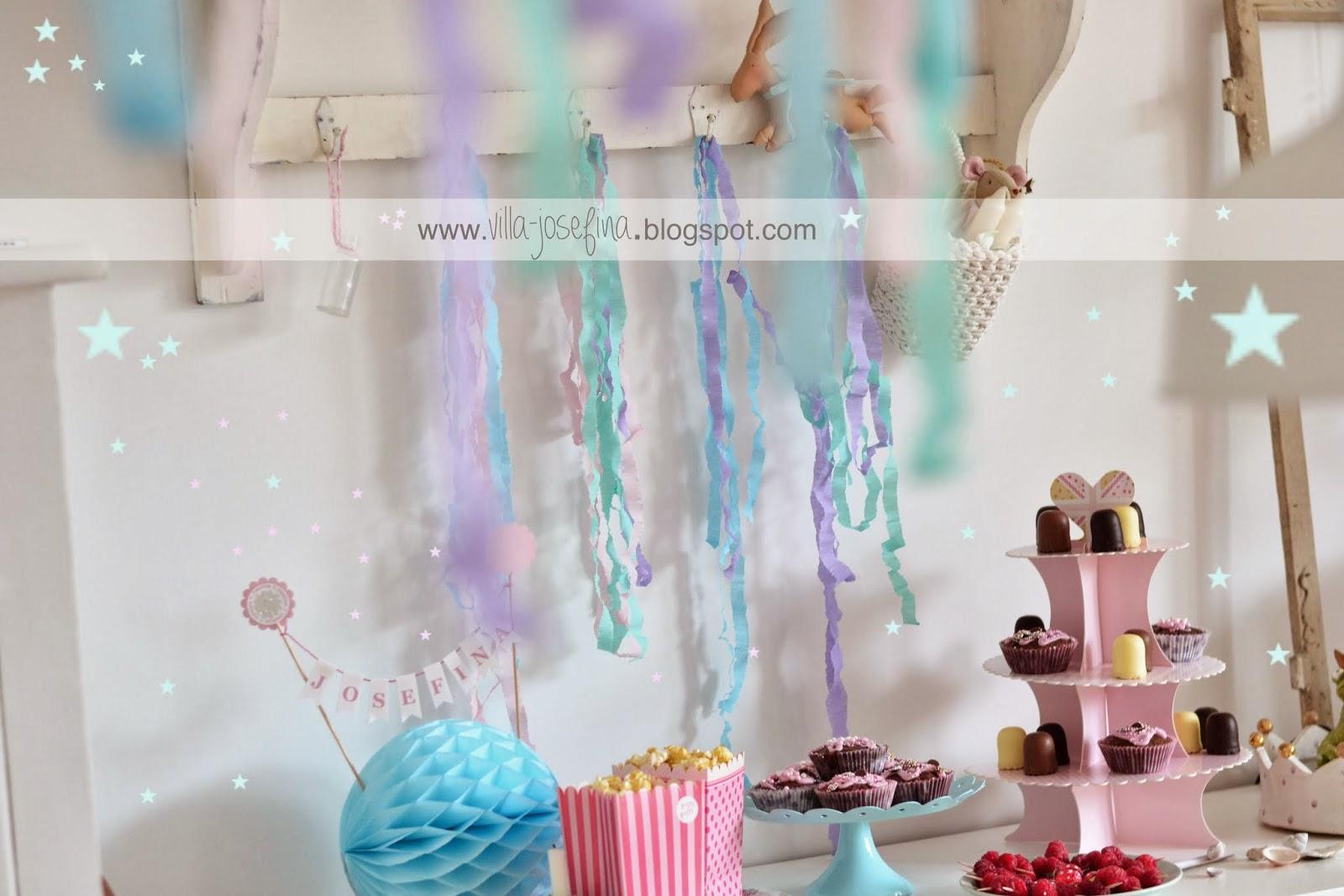 kindergeburtstag meerjungfrau unterwasserwelt villa josefina. Black Bedroom Furniture Sets. Home Design Ideas