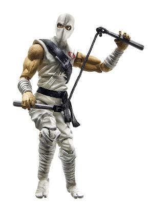 Hasbro GI Joe Retaliation Ultimate Storm Shadow figure