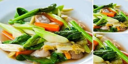 Resep Masakan Sederhana Capcay