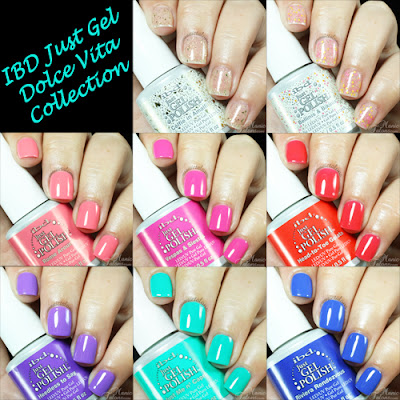 IBD Just Gel Dolce Vita Collection