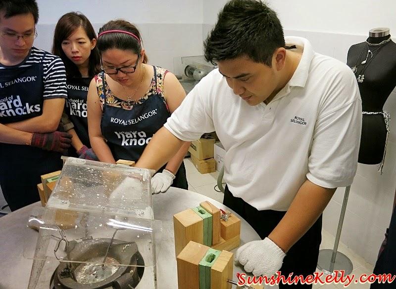 The Foundry, DIY Personal Accessories, Royal Selangor Visitor Centre, Royal Selangor Pewter, Royal Selangor