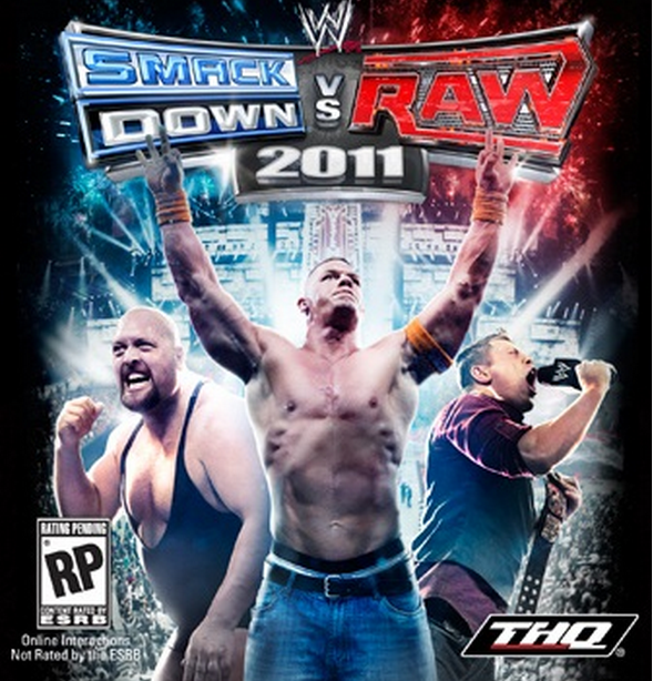 WWE SmackDown vs Raw 2011 Game Free Download