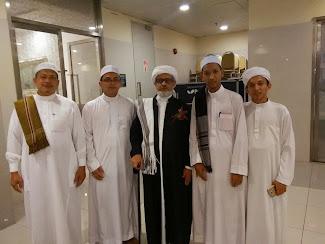 Habib Umar Jilani Makkah 2015