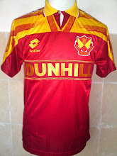 Vintage Selangor Dunhill Jersey 1996