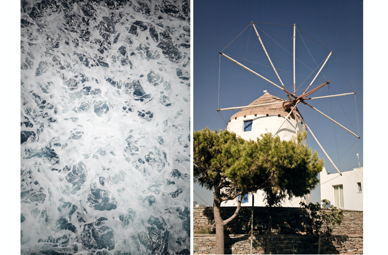 Naoussa  Paros Cyclades