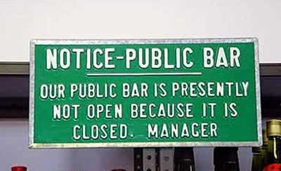 Toko Tidak Buka Karena Tutup