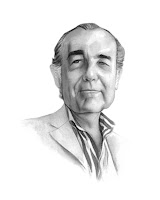 Dibujo de Luis Alberto de Cuenca