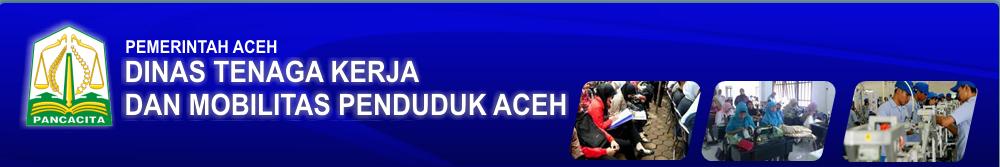 Disnakermobduk Aceh