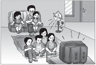 Gadis Pemulung Masuk Televisi (Oleh Gola Gong)