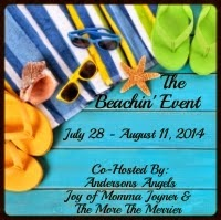 Beachin' Event (Prize Pack) Giveaway