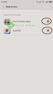 Cara Paling Mudah Root Xiaomi Redmi 2 MIUI v6.4.4.0 Tanpa PC