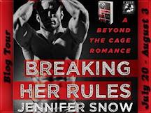 Breaking Her Rules by Jennifer Snow