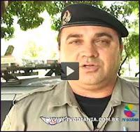 Ladrão  é preso após furtar 3 caixas de tomate... em Goiânia