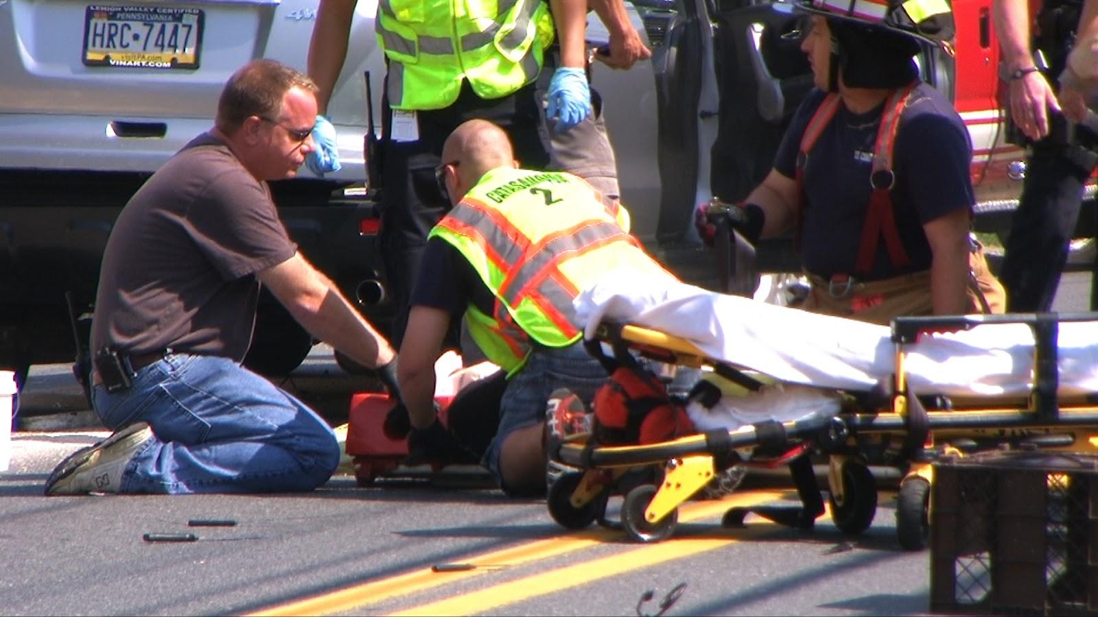 Tucks In Car Crashes