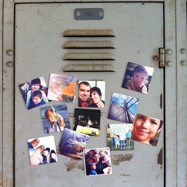 picpack instagram photo magnets