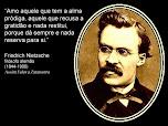 Friedrich Nietzsche-Mensagens e Frases