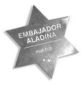 Colaboro con la Fundación Aladina