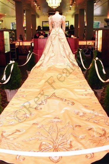 Israeli Wedding Dress Designer