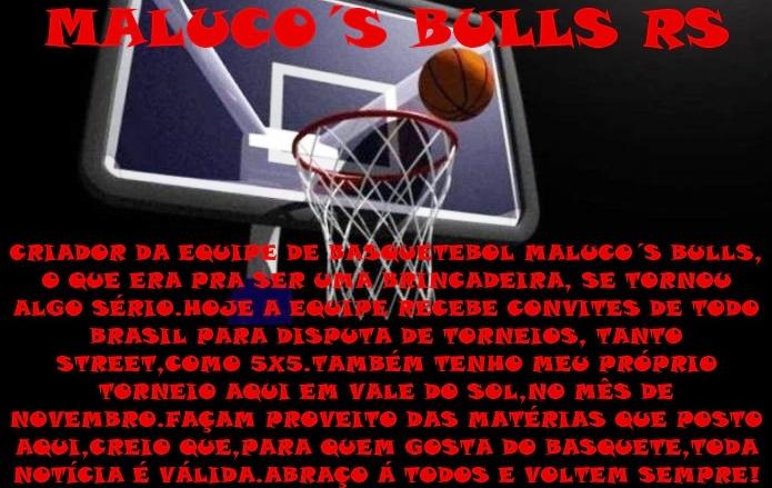 Samuel de Azevedo Maluco´s Bulls RS