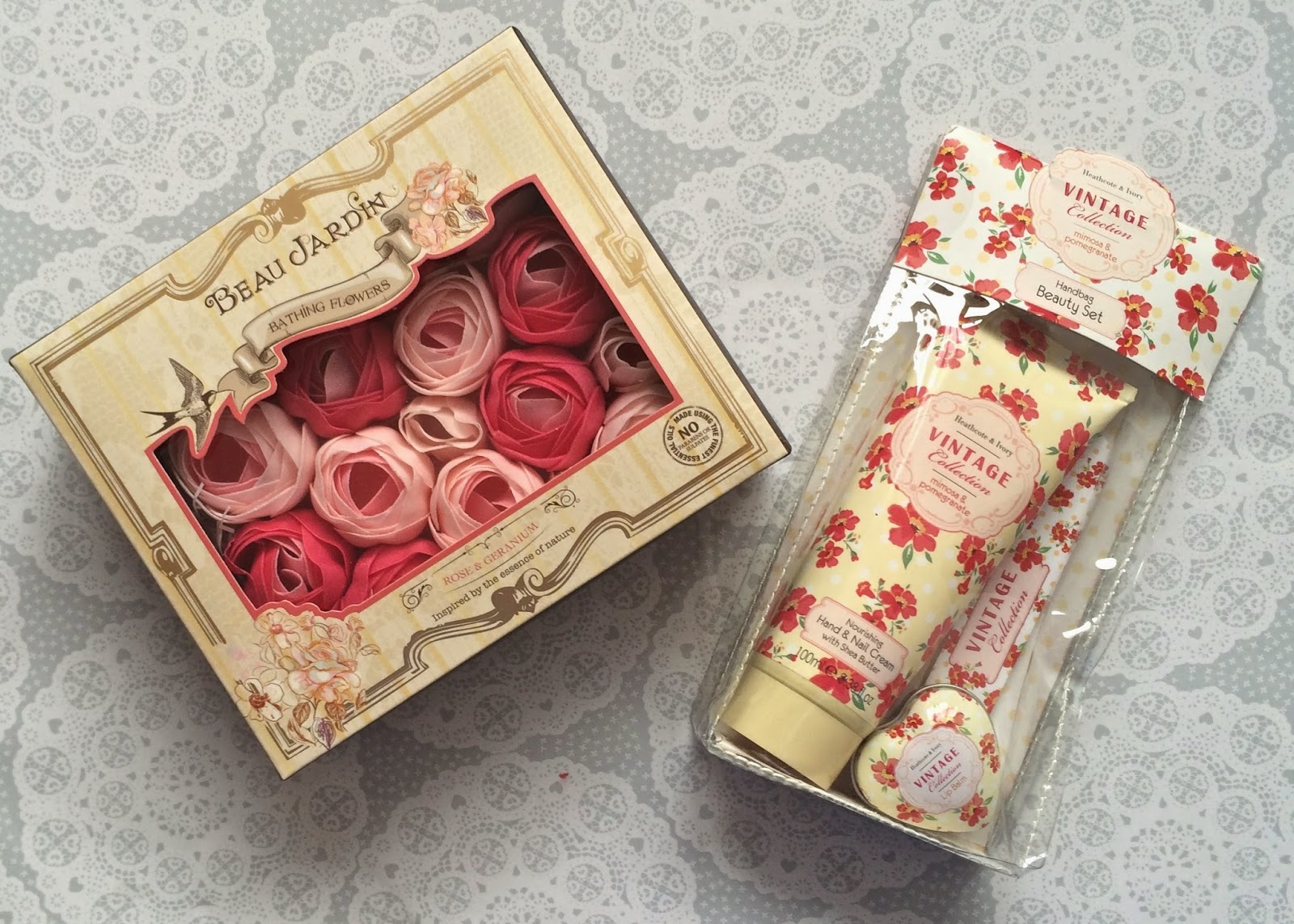 Beauty: pretty gifts from Heathcote & Ivory | flutter and sparkle