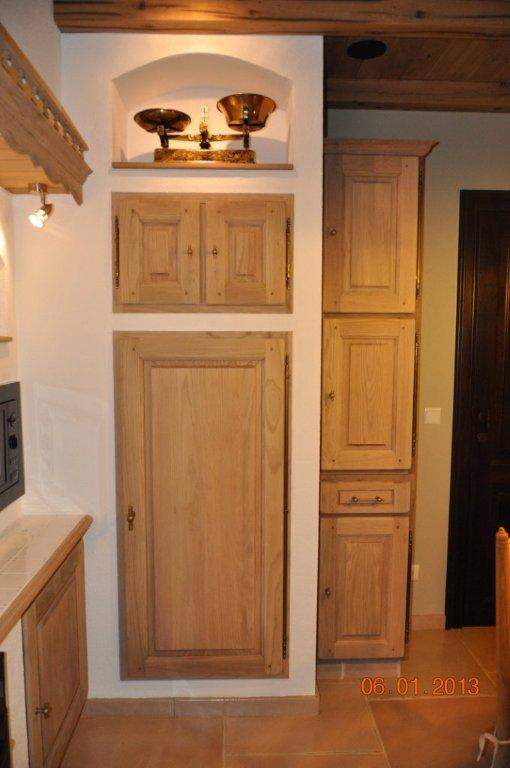 Keuken Zelf Zandstralen : Keukenrenovatie voor en na ! Renovatie van eiken keukens