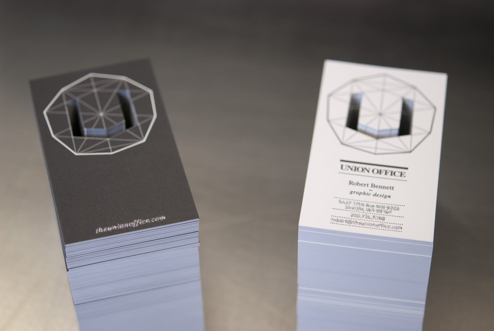 Evolution press inc robert bennett business card printed on eames natural white cover with letterpress printing on one side and offset printing on the other we think these business cards are sturdy colourmoves