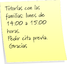 TUTORA HORARIO