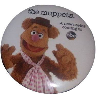 Twisted Muppets Button Pack
