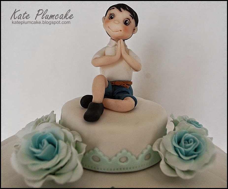 torta prima comunione - first communion cake