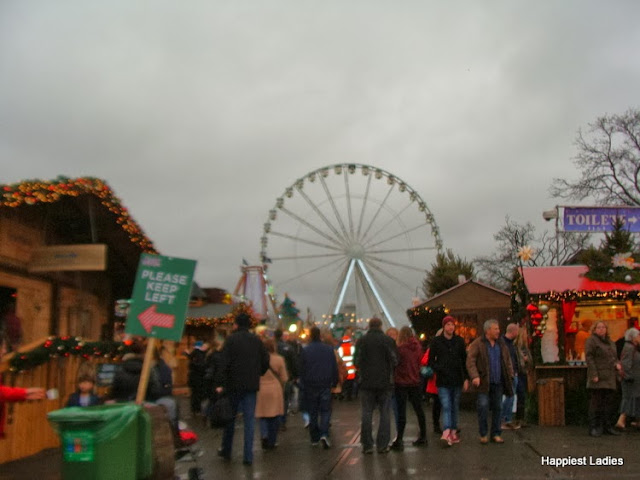 Giant Observation Wheel at WInter Wonderland