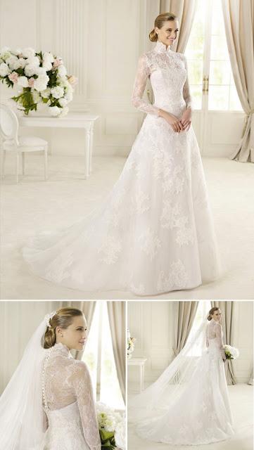 Meryem uzerli stylish wedding dress for Dresses for church wedding