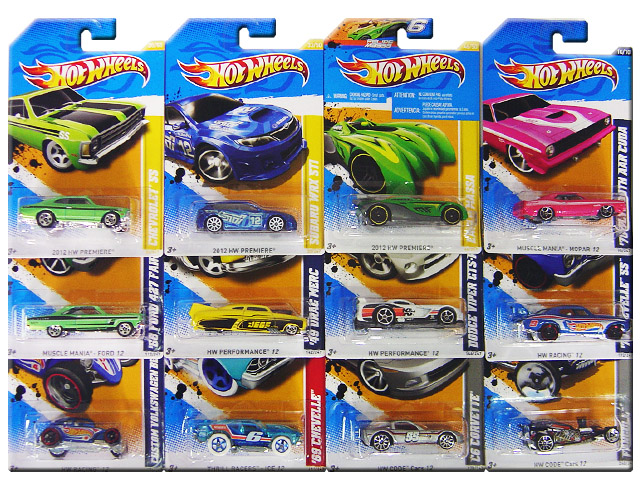 Hobby Miniatura Lote Hot Wheels
