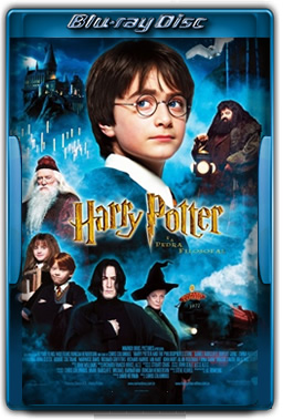 Harry Potter e a Pedra Filosofal Torrent Dublado