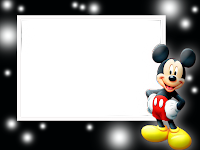 Mickey Mouse Photo Frame | Photo Frames