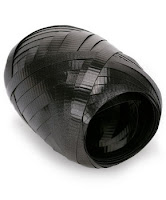 Black_curling_ribbon