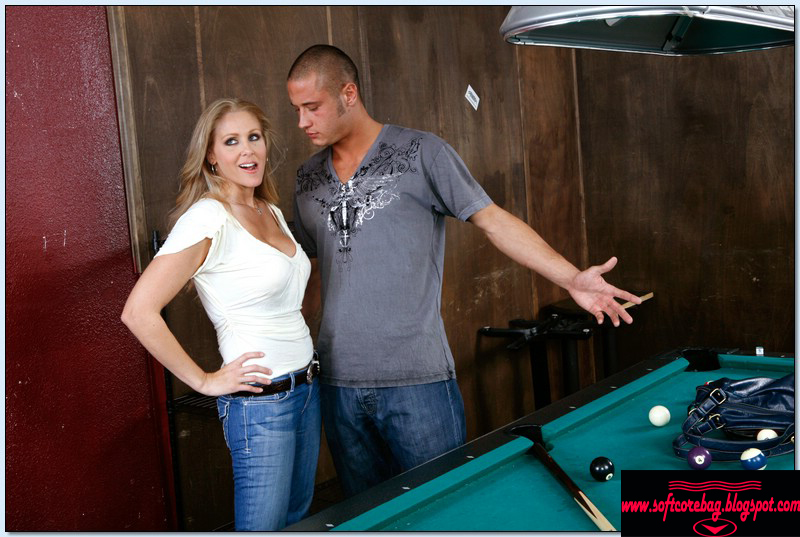 core movies julia hot ann   riding her son s friend on snooker table