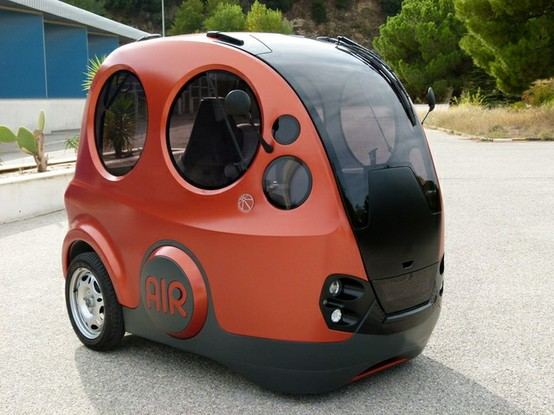TATA Airpod Future Car:Intelligent Computing