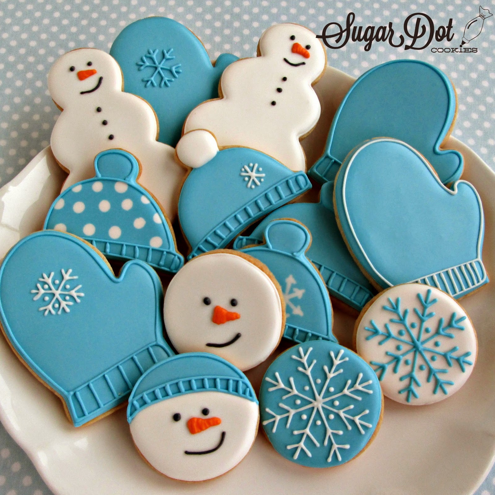 snowman cookie decorating party january 2015 - Cookie Decorating