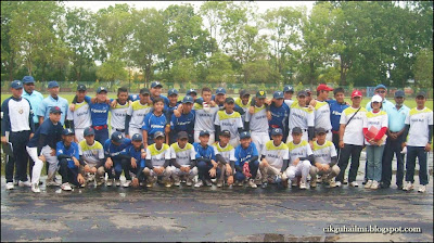 Kejohanan sofbol kebangsaan di pahang